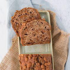 Healthy Cake, Healthy Baking, Healthy Snacks, Meringue Recept, A Food, Food And Drink, Cake Cookies, Banana Bread, Cravings