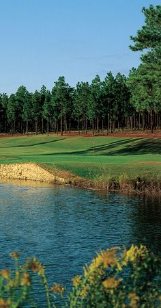 Legacy Golf Links in Aberdeen, NC