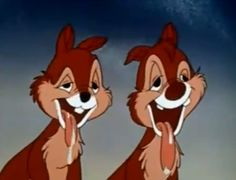 chip and dale sweet brother's