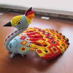 14 models by the masters of 3D origami which you can make yourself