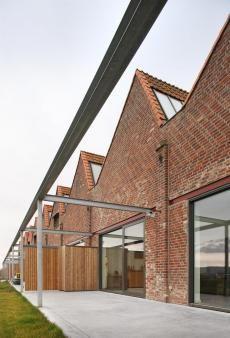 Lofts Rodebroek, Volt-architecten ©Filip Dujardin
