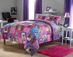 Kids' Comforters - Your Zone Comforter Set Princess Puppy Kitten >>> Check this awesome product by going to the link at the image. Princess Puppies, Princess Kitty, Pink Comforter, Twin Comforter Sets, Girl Bedding, Animal Print Bedding, Designer Bed Sheets, Kids Comforters, Beige Bed Linen