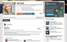 4 Highly Effective LinkedIn Summary Templates for Sales Reps