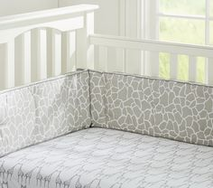 Baby Crib Sheets for Girls & Fitted Crib Sheets | Pottery Barn Kids