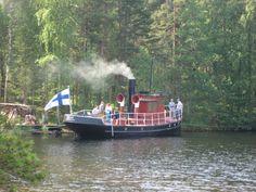 Vänni, lake Päijänne, Finland