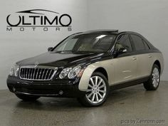 2007 Maybach  S Two-toned http://www.iseecars.com/used-cars/used-maybach-for-sale