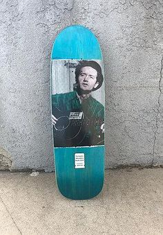 "Prime Jason Lee ""Woody Guthrie"" Hand #'d Singed Skateboard Deck LTD 400 Jason Lee, Walter Mitty, Skateboard Decks, Woody, Artwork, Skateboards, Work Of Art, Skate Board, Auguste Rodin Artwork"
