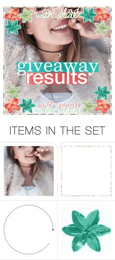 """""""☾&&; giveaway results are in!"""" by positivitea-creations ❤ liked on Polyvore featuring art and maddys_icons"""