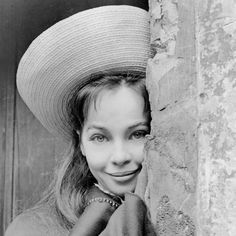 Leslie Caron was born in Boulogne,France on July 1st, 1931 she is 83 years old now  so wonderful Leslie Caron..great dancer and not a bad actress and so charming ...speaking French and English and definitely danced with some of the greats..and held her own xo Lovely in Lili, Gigi and with Gene Kelly in ''an American in Paris and as Ella..Cinderella in the musical version called ''the glass Slippers xo