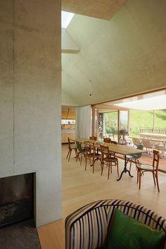 darlington meier architekten ag - uster | darlington meier, Innenarchitektur ideen