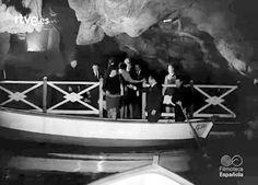 Castelló en el NO-DO: Las cuevas de San José en Vall de Uxó.  En: Información nacional (min. 02:40)