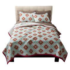 Boho Boutique™ Utopia Reversible Quilt Set