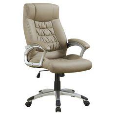 Edgecliff High Back Leather Executive Chair