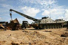 #armoured #recovery #vehicles #arv #modern #army #reference #photos #sherman #buffel #büffel #leopard #2 #leopard2 #german #modern