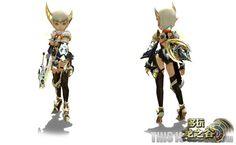 Dragon Nest 60S Desert Dragon Weapons - Dragon Nest - Feature, News, Articles, Comments, Downloads, Videos, Gallery - MMOsite