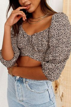 Cute Party Outfits, Cute Comfy Outfits, Girly Outfits, Trendy Outfits, Summer Outfits, Trendy Tops, Cute Tops, Cute Summer Tops, Summer Crop Tops