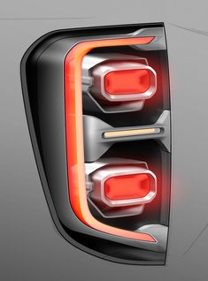 Renault Alaskan : le pick-up mondial de Renault en vidéo Id Design, Lamp Design, Design Logo, Design Ideas, Robot Design, Light Design, Car Design Sketch, Car Sketch, Pick Up