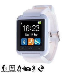 a 1199 su #Amazon (ora in offerta) #Smartwatch Multifunzione Bluetooth Bianco