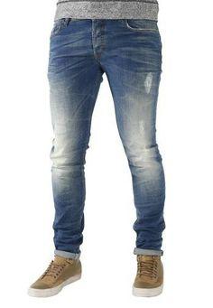 Diesel Sleenker 0824P  jeans #zomercollectie #zomerkledingheren #zomerkleding
