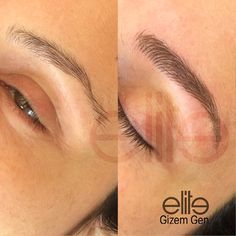 Kalıcı Kaş Makyajı 3D eyebrows permanent makeup