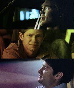 Every time I saw them cry, I cried..