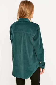 BDG Corduroy Shirt - Urban Outfitters