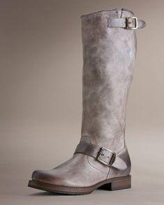 Frye Women's Veronica Slouch Boot - Slate