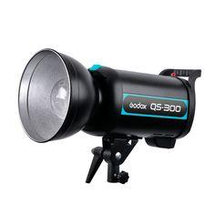 GODOX QS300 300WS Studio Strobe Flash Light Monolight - 220V