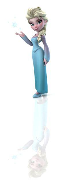 Elsa. #DisneyInfinity