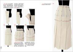 Caderno de Moda: Moulage