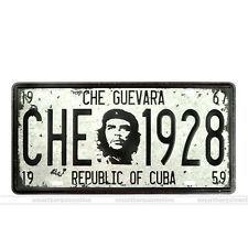 Che Guevara Vintage Metal sign Tin Wall Art Poster Home Garage Pub Bar decor Garage Pub, Garage House, House Bar, Cuba, Vintage Metal Signs, Vintage Bar, Café Retro, Retro Crafts, Pub Bar