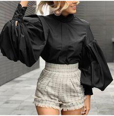 Trend Fashion, Look Fashion, Hijab Fashion, Womens Fashion, Fashion Design, Fashion 2020, Fashion Details, Glamouröse Outfits, Fashion Outfits