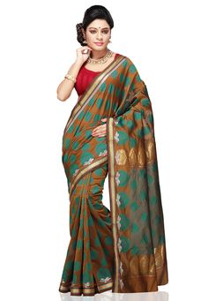 Buy Hug Collection of sarees Like Designer Saree,Wedding Sarees,Cotton Sarees,Party wear Saree and More For All Occasion And Festival, Shop Now Get Discount Up to Off Cash On Delivery Available ! Golden Saree, Sari, Fashion, Saree, Moda, Fashion Styles, Fashion Illustrations, Saris, Sari Dress