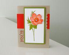 Stampin Up Fabulous Florets photo