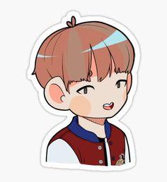 J-Hope (YNWA) II Sticker