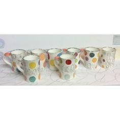 Mugs décor La Gribouille couleur