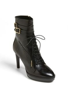 Burberry Manners Bootie -yummmm