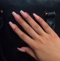 In search for some nail designs and ideas for your nails? Listed here is our listing of must-try coffin acrylic nails for modern women. Natural Acrylic Nails, Best Acrylic Nails, Acrylic Nail Designs, Natural Nails, Acrylic Nails Autumn, Nails Now, Aycrlic Nails, Coffin Nails, Claw Nails