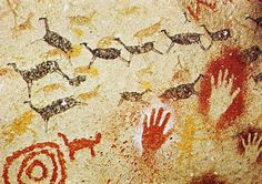 cave paintings, Lascaux, France
