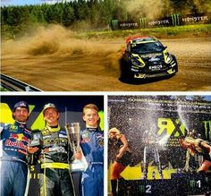 Tanner Foust RX Finland 2013