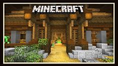 Minecraft: Building An Awesome Barn And Stables