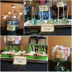 "Photo 3 of 7: Army/Camouflage / Birthday ""Army Party"" 
