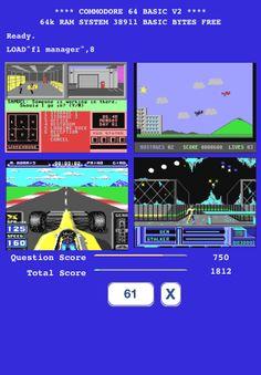 C64 Quiz (iOS) - https://itunes.apple.com/de/app/c64-quiz/id668125538?mt=8