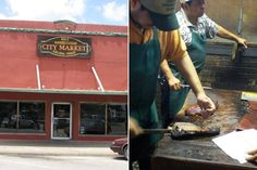 America's Best Ribs   City Market, Luling, Texas