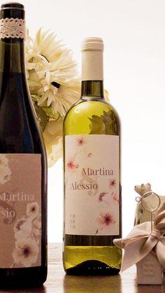 Bottiglie Bomboniere Matrimonio Prezzi.55 Fantastiche Immagini Su Bomboniere Con Bottiglie Di Vino
