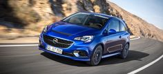 Agiles Kraftpaket : Der neue Opel Corsa OPC
