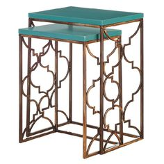 2-Piece Aisha Nesting Table Set - Classic Update on Joss & Main