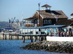 Seaport Village - San Diego