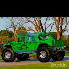 All time favorite truck Herculean H1