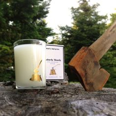 This candle will transform your room into a cabin in the woods.